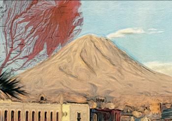Nouvel ouvrage : Cartographie des risques volcaniques et hydrologiques Application à la ville d'Arequipa et à d'autres cités menacées