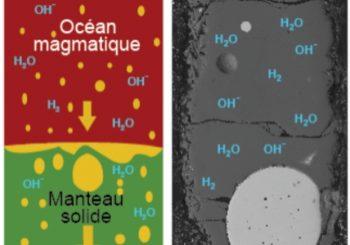 Pas d'océan-caché dans le noyau terrestre !