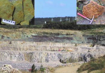 Les populations Ukrainiennes et Galloises sont-elles apparentées ? Une nouvelle histoire vieille de 556 millions d'années racontée par les roches