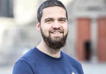 Prix jeune chercheur de la ville de Clermont-Ferrand pour Valentin Gueugneau