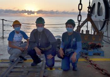 MAYOBS15 : Campagne scientifique à bord du navire Marion Dufresne – Mayotte