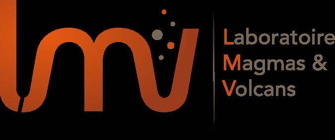 Logo laboratoire magma et volcans