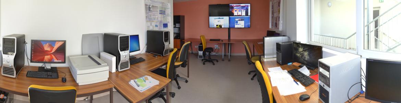 Laboratoire de traitement numérique